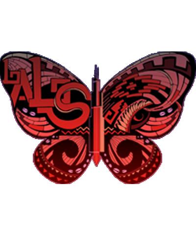 LALS butterfly logo